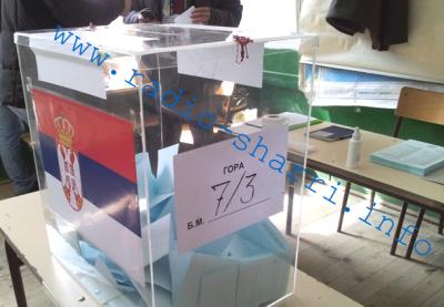 izbori zgjedhjet gora