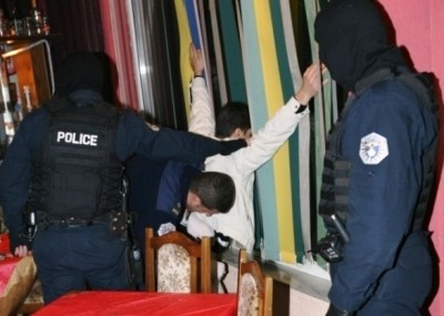 policia kosova arrestime