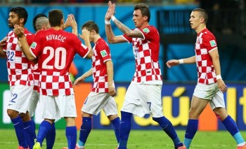 kroacia futboll kombetare