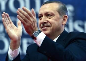 tajip erdogan president