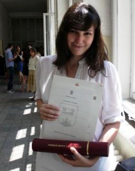 nora bezera diploma