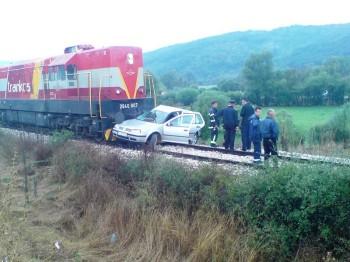 treni drenas aksident