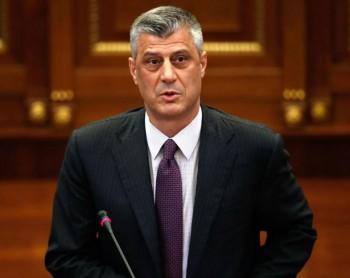 Hashim Thaçi betohet si president!