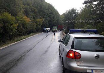 Policia jep detaje për aksidentin e mbrëmshëm në Dragash