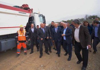 Filloi lidhja e Dragashit me Borjen e Shqipërisë