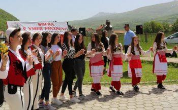 """Në Zgatar u organizua """"Sofra e Ymer Prizrenit"""""""