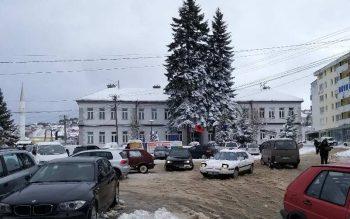 Dragashi gdhin me gjysmë metër borë – Fillojnë kritikat rreth mirëmbajtjes!